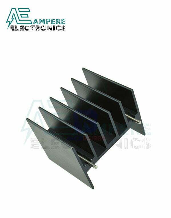 Heatsink TO-274 (25x23x15mm)