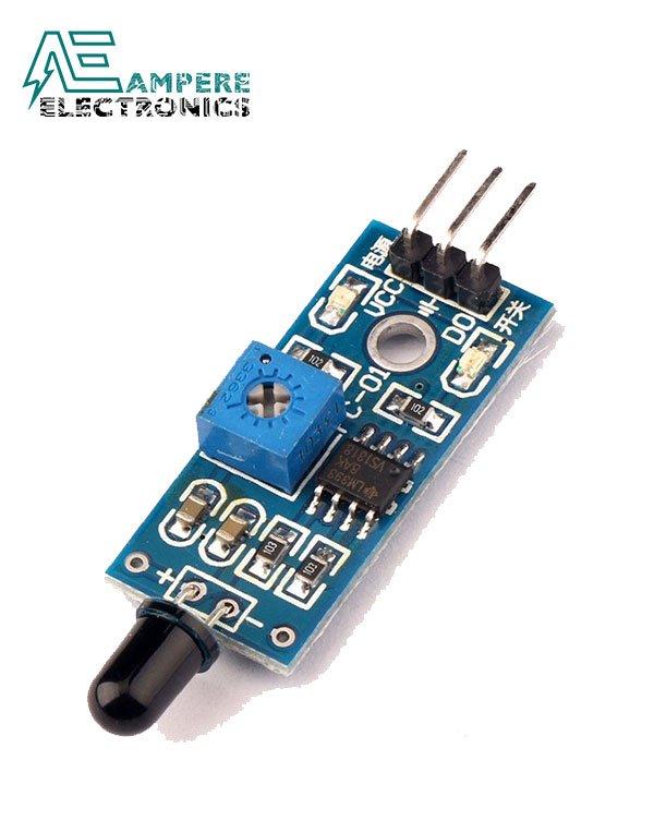 IR Infrared Flame Sensor Module