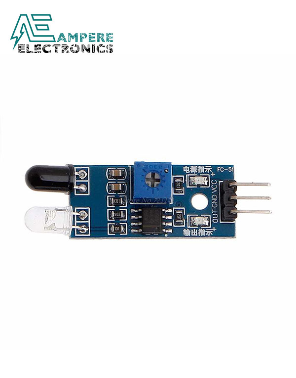 IR Infrared Obstacle Avoidance Tracking Sensor Module