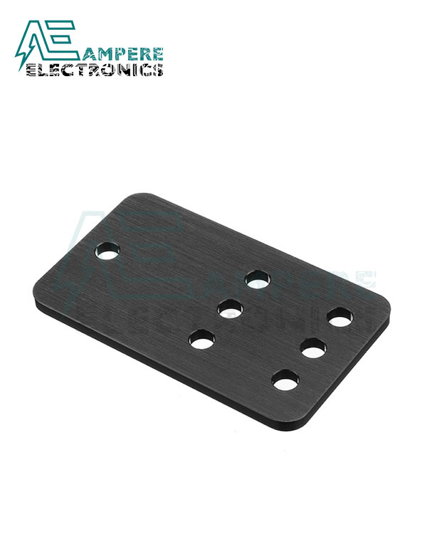 Steel Idler Pulley Plate | OpenBuilds