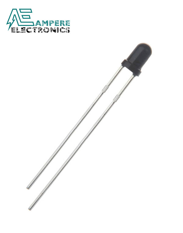 Infrared Receiver LED 3mm 2-PIN