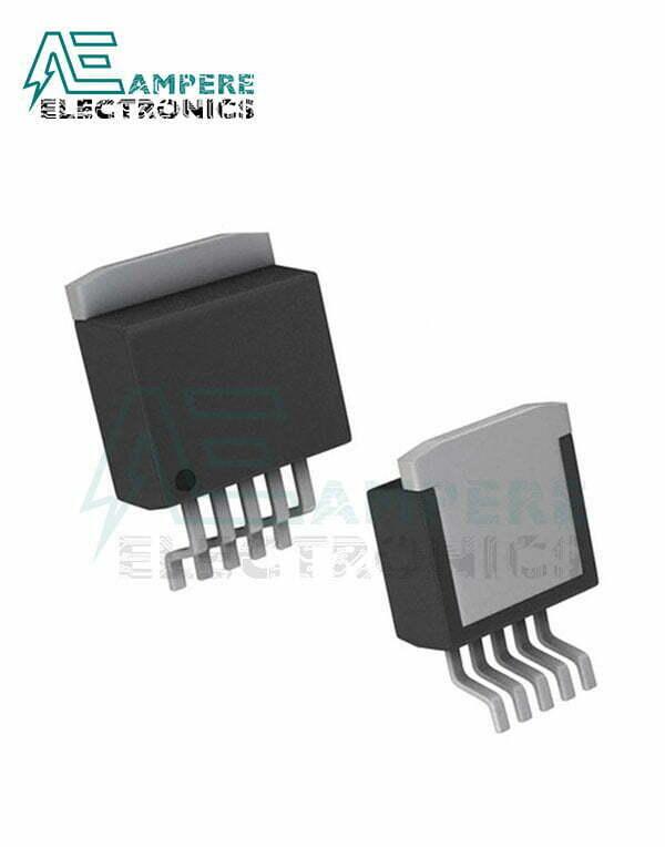 LM2596 SMD, (+5V , 3A ) Step-Down Voltage Regulator,