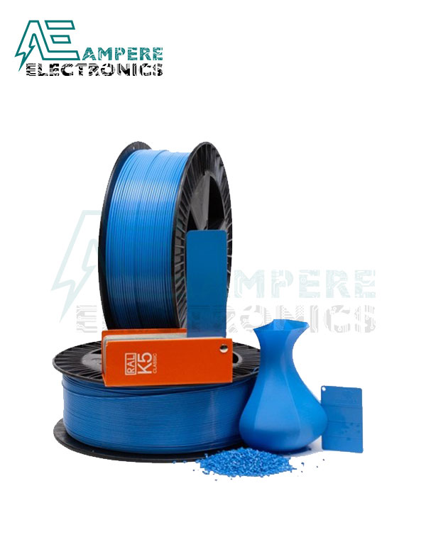 MAXWELL BLUE Color PLA Filament 1.75mm – 1kg/Roll