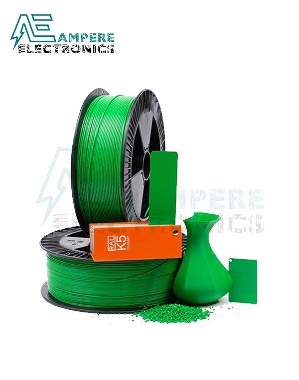 MAXWELL GREEN Color PLA Filament 1.75mm – 1kg/Roll