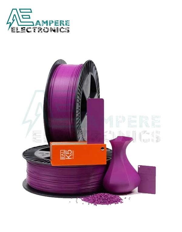 MAXWELL PURPLE Color PLA Filament 1.75mm – 1kg/Roll