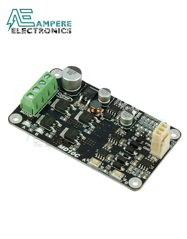 Cytron, 10Amp 5V-30V DC Motor Driver, MD10C