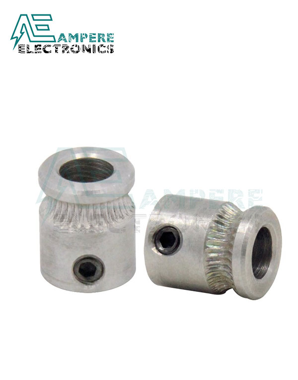 MK8 Stainless Steel Extrusion Gear for 1.75mm Filament