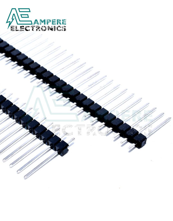 Pin Header male (2.54mm) 1X40 Straight Long