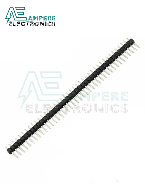 Pin Header Female (2.54mm) 1X40 Straight