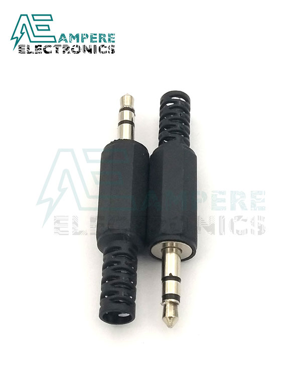 Male Stereo Audio Plug (3.5mm)