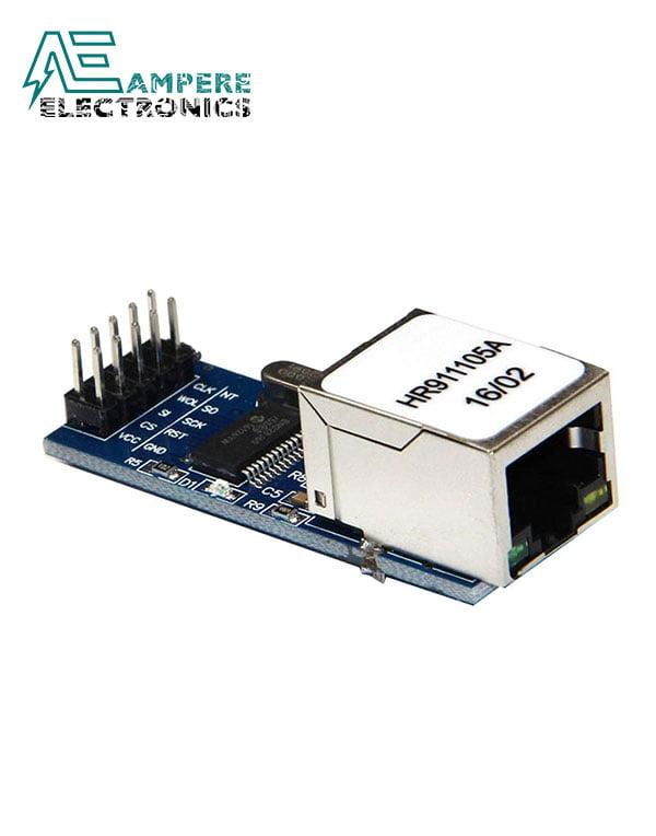 Mini ENC28J60 Ethernet Network Module