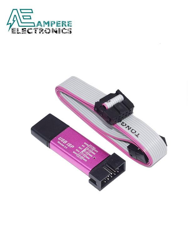 Mini USBISP USBASP Programmer