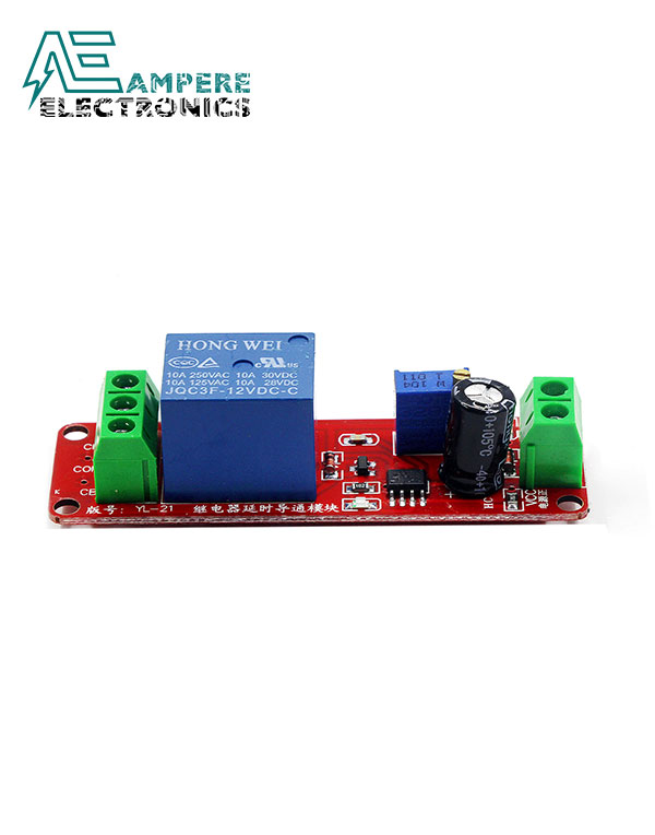 NE555 Delay Monostable Switch Module