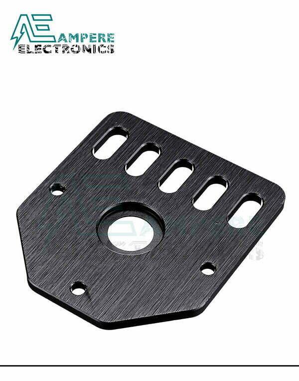 NEMA 17 Stepper Motor Threaded Rod Plate | Openbuilds
