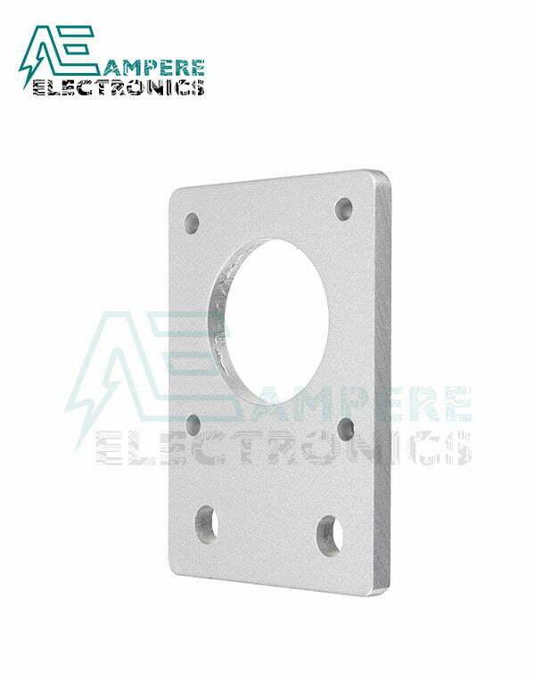 Aluminum NEMA 17 Fixed Mounting Plate