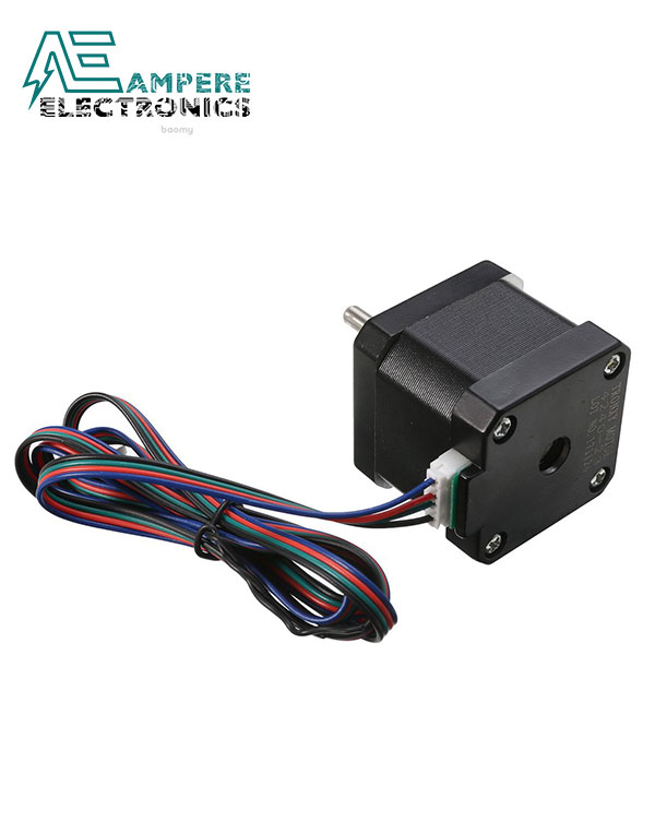 Nema 17 Stepper Motor 42HS40 – 40mm