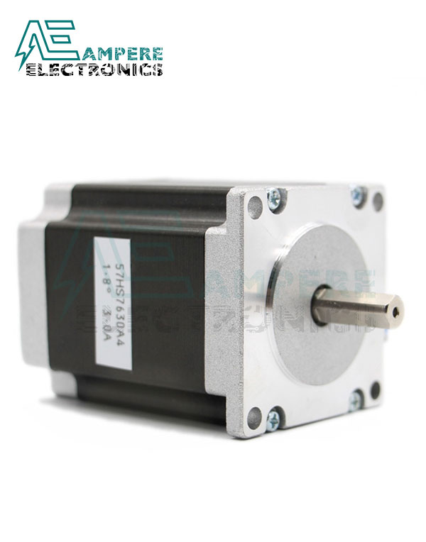Nema 23, Two Phase Hybrid Stepper Motor 1.8 Degree – JK57HS82