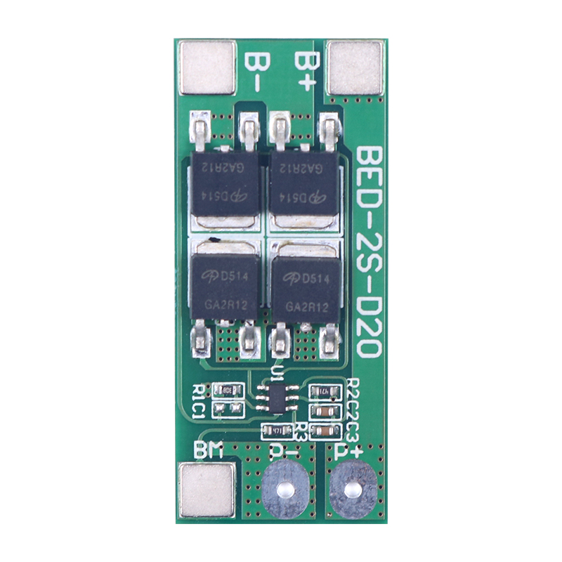 BMS 2S 13A 2 String lithium battery protection board 7.4V 8.4V 18650