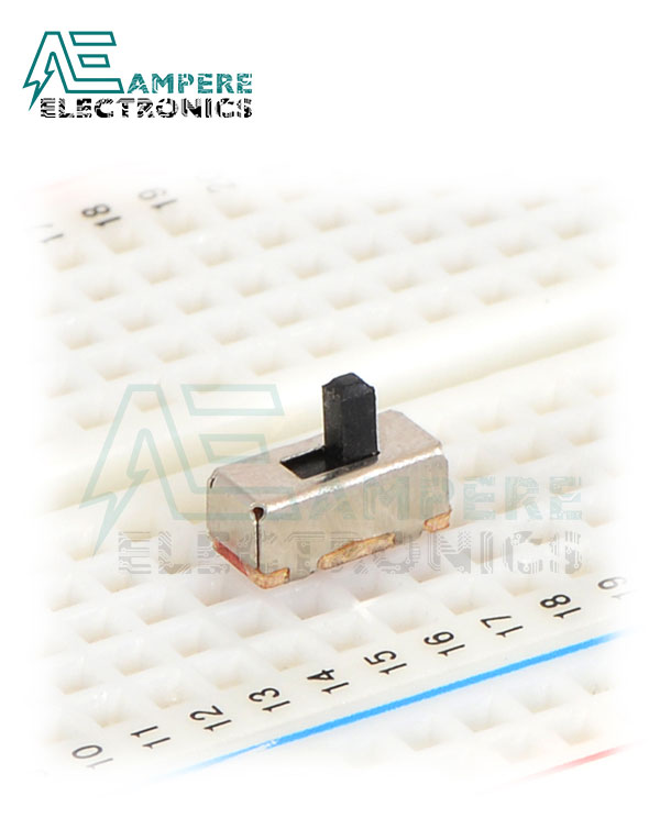 On/Off Switch PCB 3pin SPDT Switch