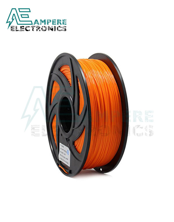 Orange Color PLA Filament 1.75mm – 1kg/Roll
