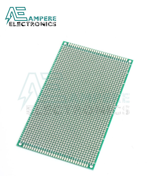 PCB Single Layer DOT FR4 ( 9X15 cm2)