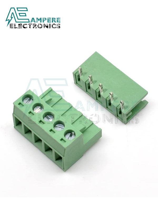 Pluggable Terminal Block 5-Pin