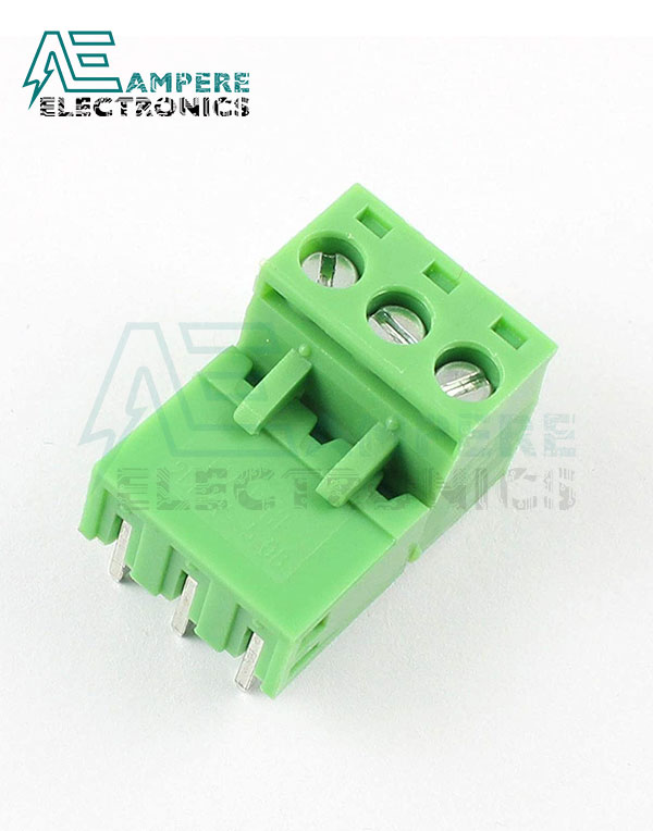 Pluggable Terminal Block 3-Pin