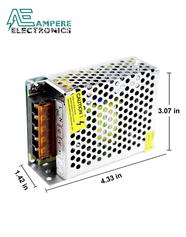 Power Supply SMPS 25W 5V / 5A