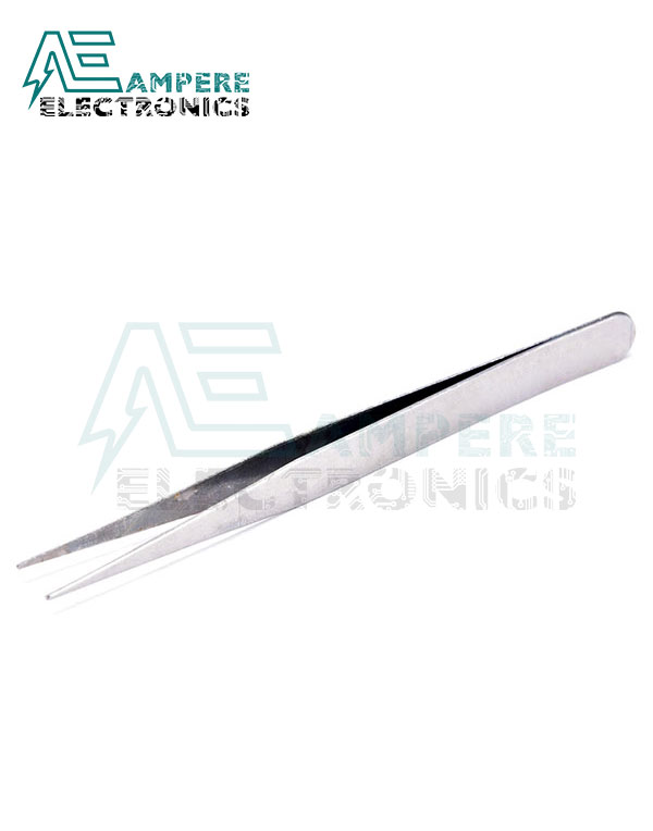 Precision Stainless Steel Tweezers Straight
