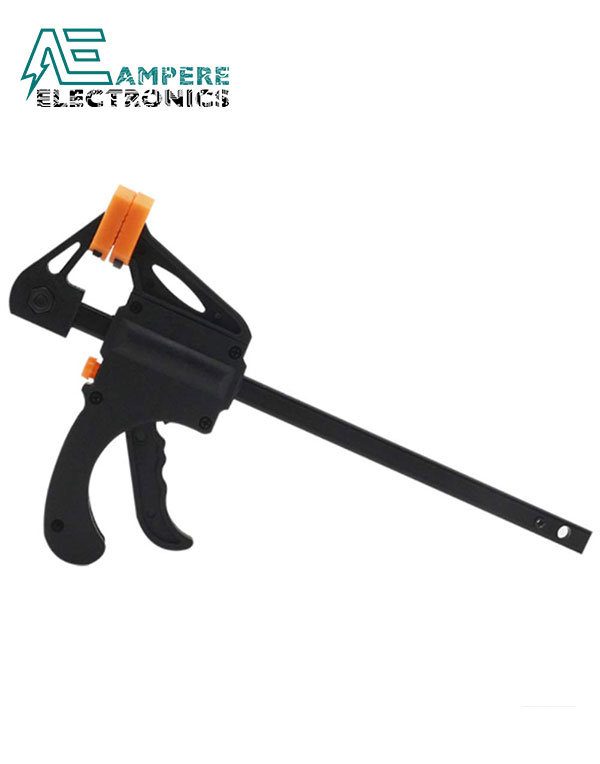Quick-Grip Clamp, 8 inch