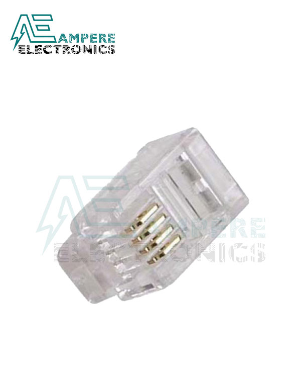 RJ11 Telephone wire connector