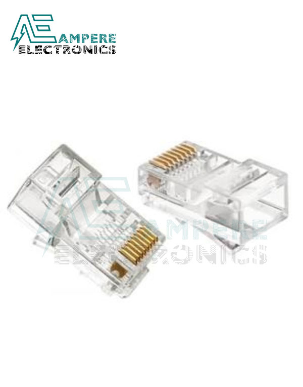RJ45 Ethernet Plug Connector