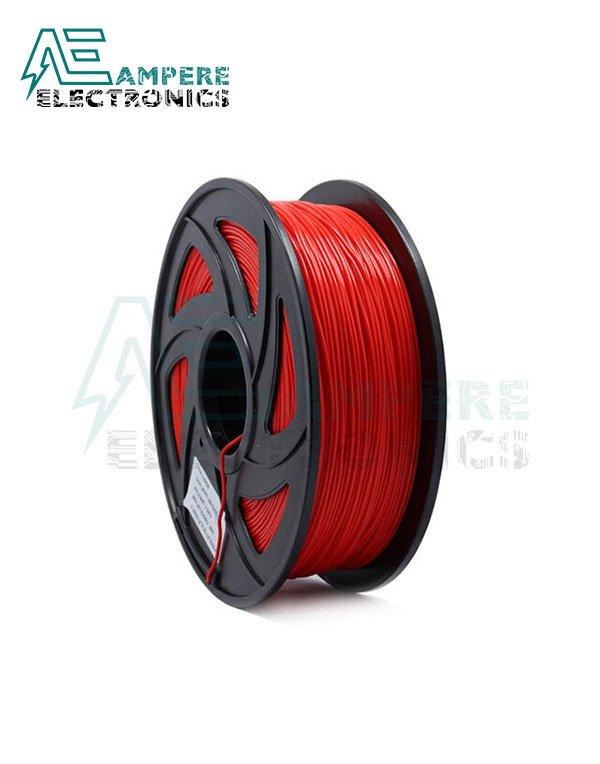 Red Color PLA Filament 1.75mm - 1kg/Roll
