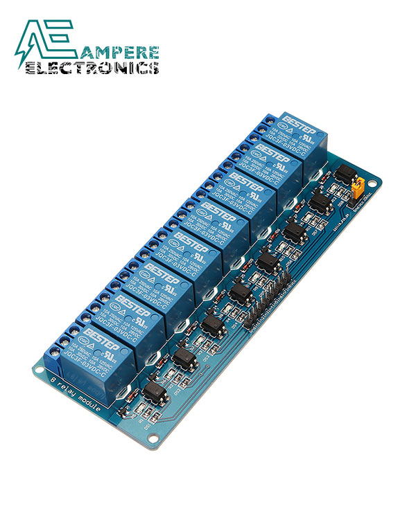 Relay Module 8 Channel (5Vdc)