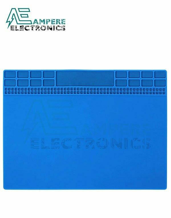 Heat Insulation Silicone Pad 350x250mm (S210)