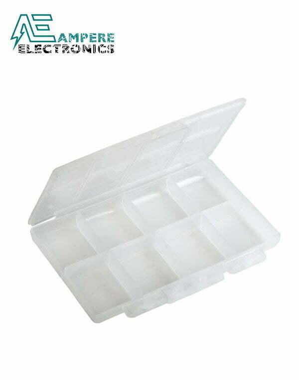 SB-1912 Plastic Components Box (O.D.:187.5x117x22mm)