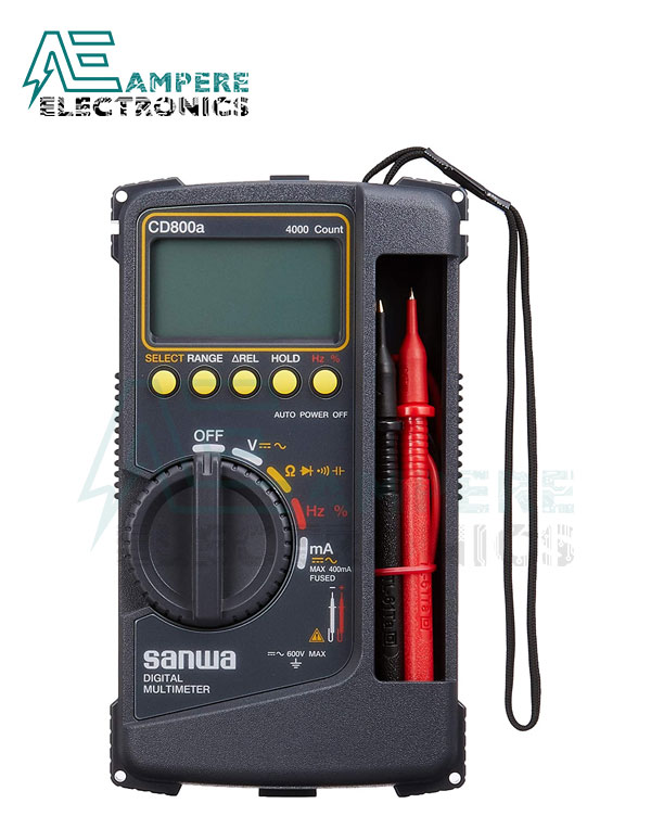 CD800A Digital Multimeter | SANWA