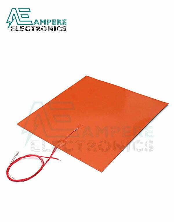 3D Printer Silicon Rubber Heatbed pad (400*400mm) 600W - 220VAC