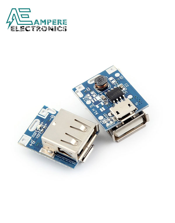 Power Bank Module Single USB 5V-1A