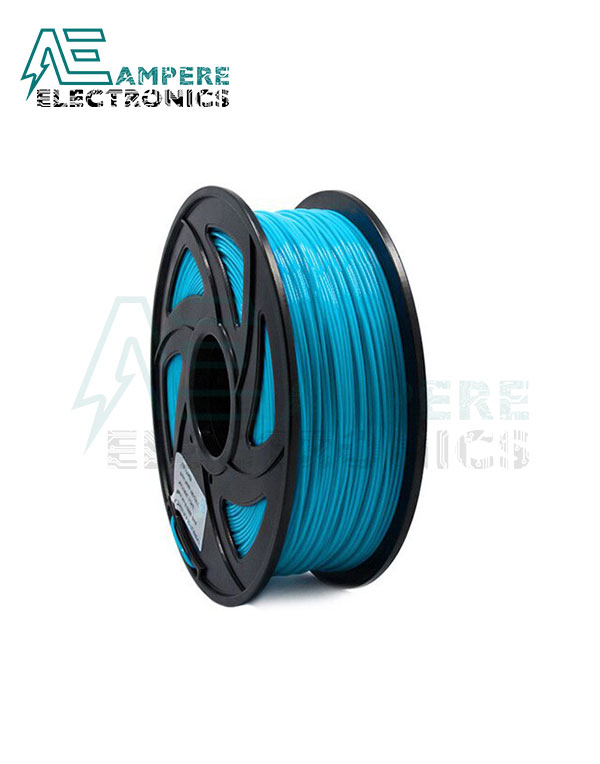 LIGHT BLUE Color PLA Filament 1.75mm – 1kg/Roll