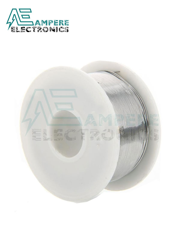 Soldering Wire 0.6mm – 63/37 – 100gm
