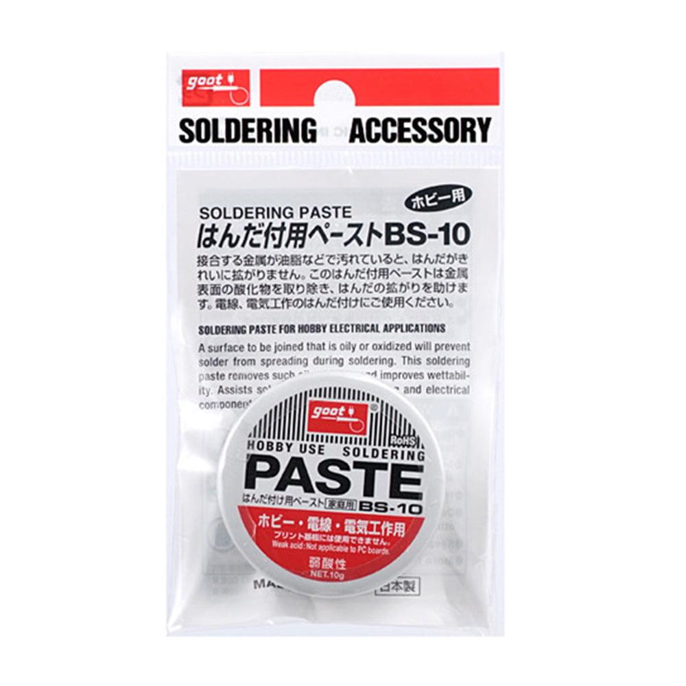Soldering Paste Flux BS-10 (10gm) Goot brand (JAPAN)