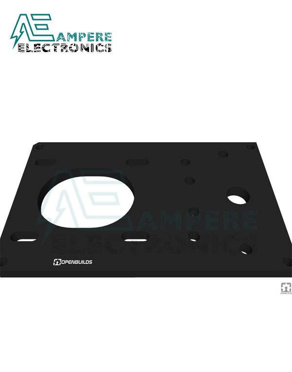 Aluminum NEMA 23 Reduction / Stand Off Plate | Openbuild