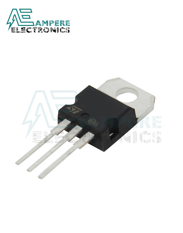 TIP127 PNP Darlington Power Transistor + Diode, 5A, 100V, TO-220