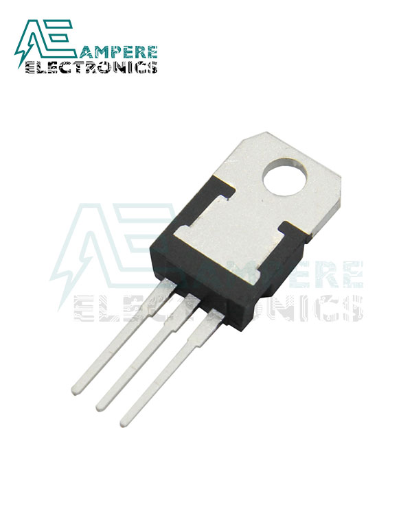 L7810CV Positive 10V – 1A Voltage Regulator