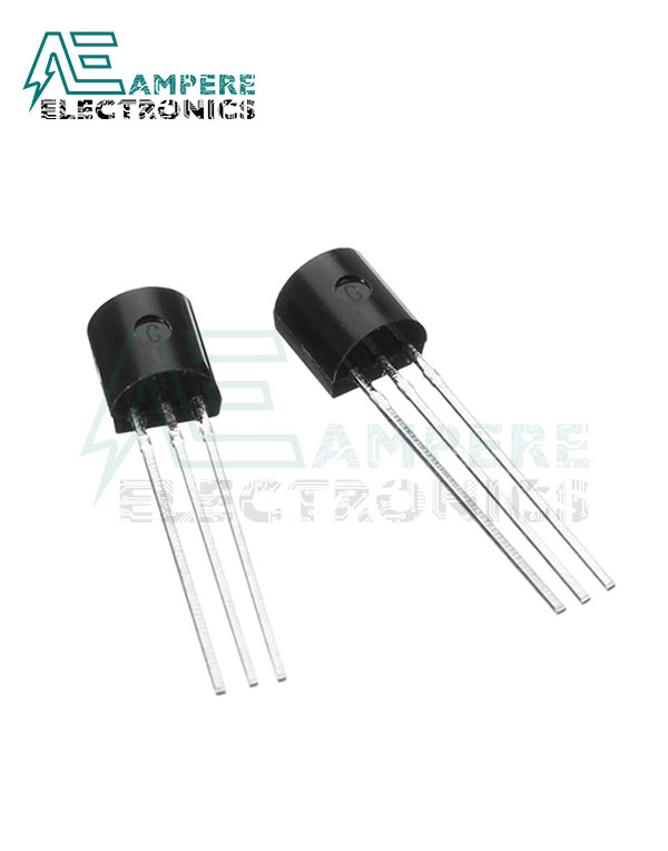 BC109 NPN General Purpose Transistors 20Vdc – 0.1A