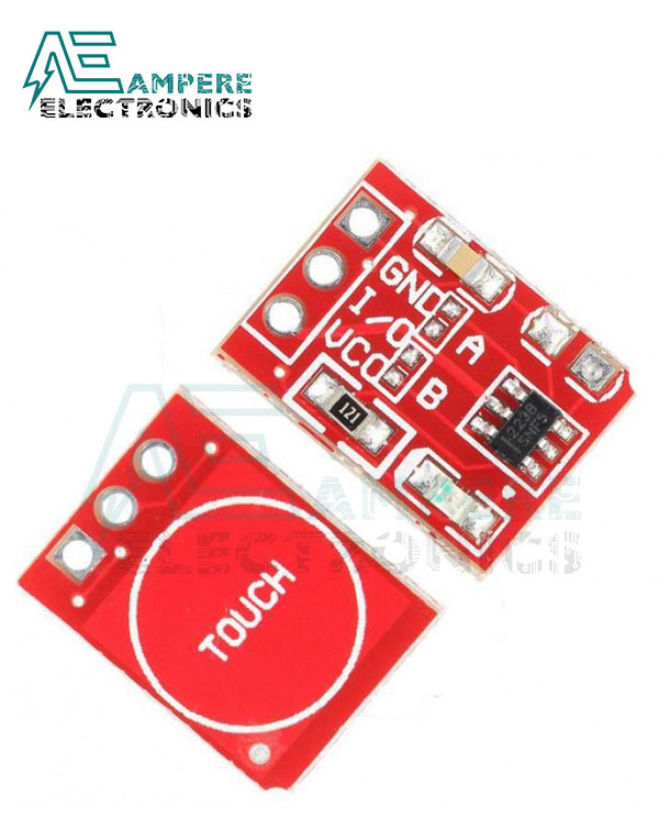 TTP223 Capacitive Touch Sensor Module
