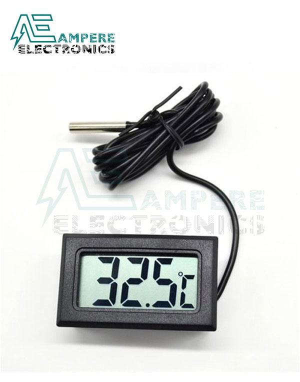 TPM-10 Digital Room Thermometer Panel