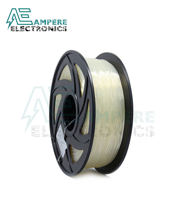 Transparent Color PLA Filament 1.75mm – 1kg/Roll