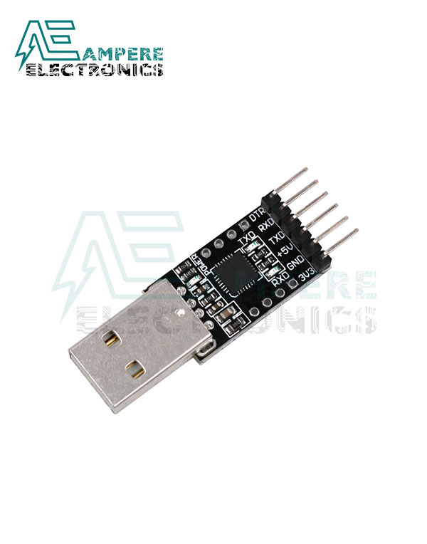 USB to TTL (Serial) Converter – CP2102 Chip